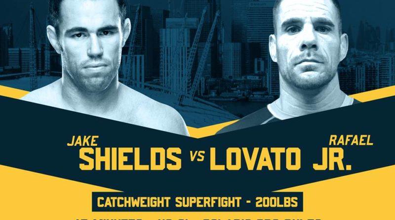 Lovato Jr Vs Jake Shields Official For Polaris 9
