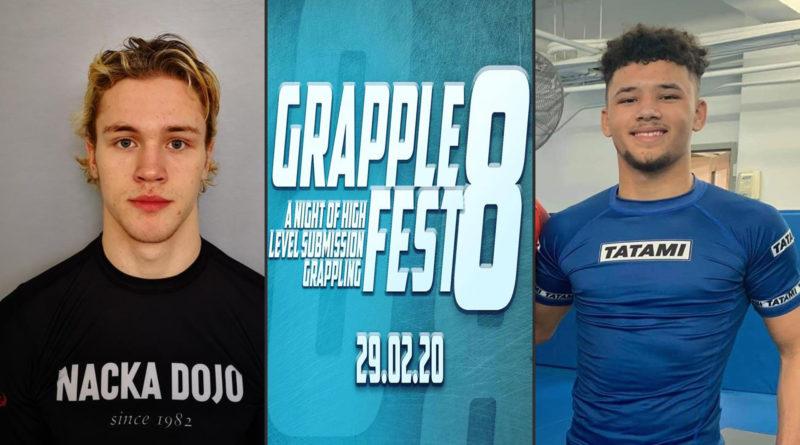 grapplefest 8