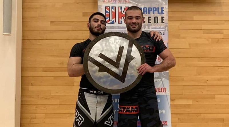 Ross Nicholls Jed Hue Victory Grappling