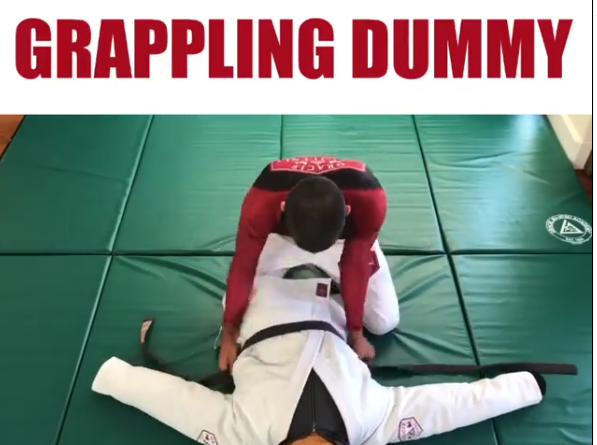 how to make your own bjj grappling dummy