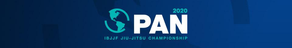 IBJJF Pan Ams 2020 Coronavirus