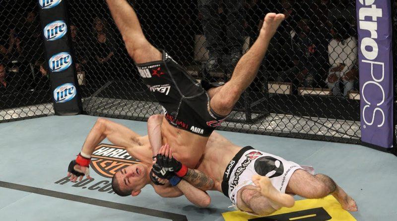 slam knockout UFC finish