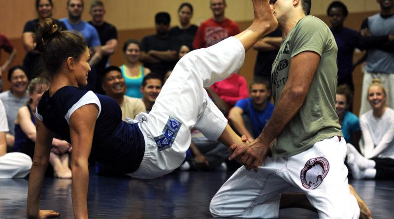 BJJ Self defense