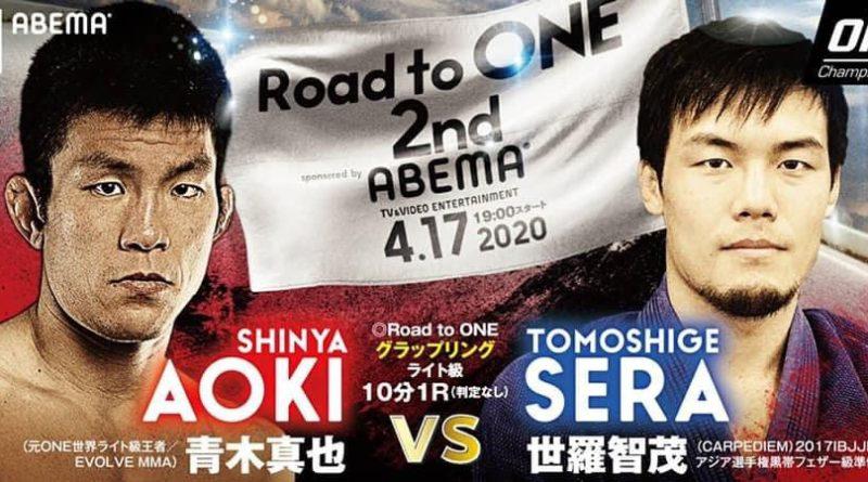 Shinya Aoki Tomoshige Sera
