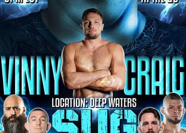 Submission Underground 13 Vinny Magalhaes Craig Jones
