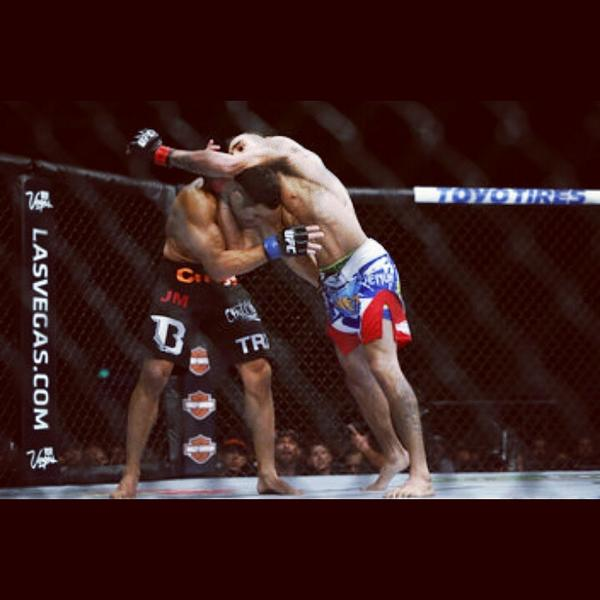Tony Ferguson D'arce Chokes UFC History