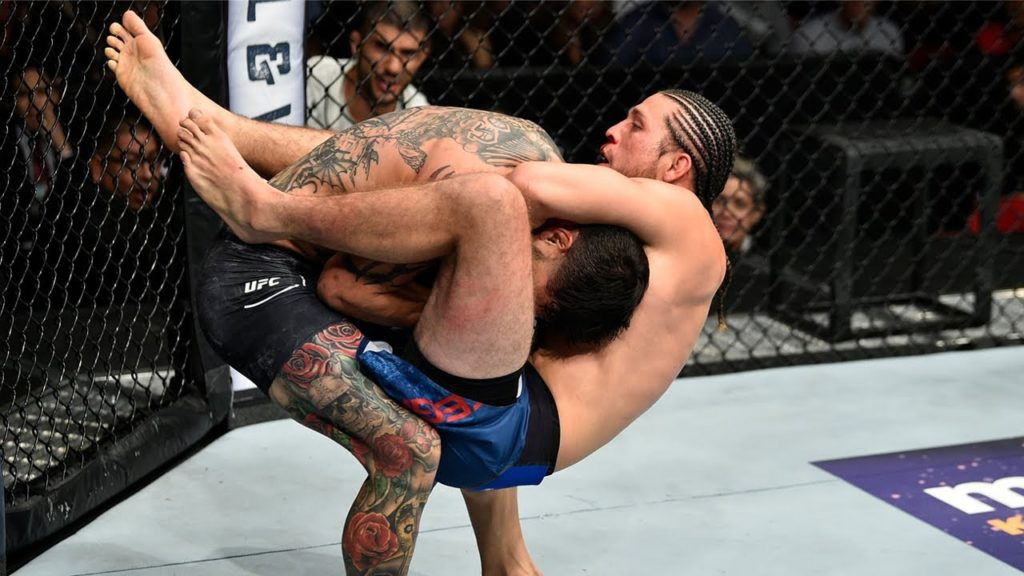 Best Standing Guillotine UFC History