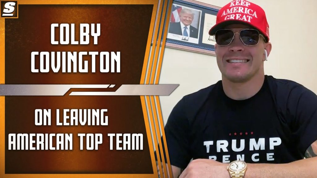 Colby Covington American Top Team