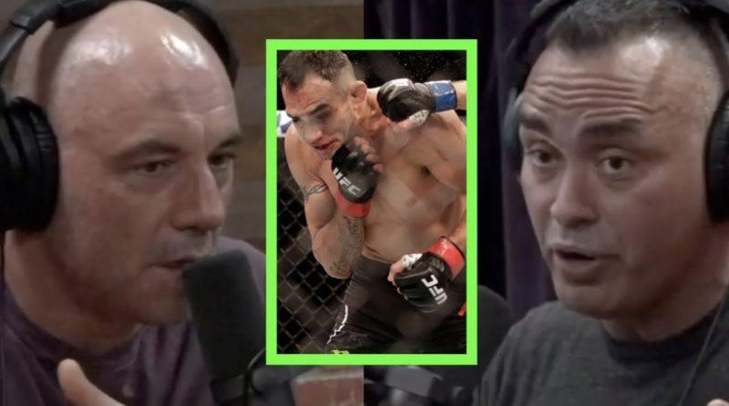 Eddie Bravo Tony Ferguson UFC 249