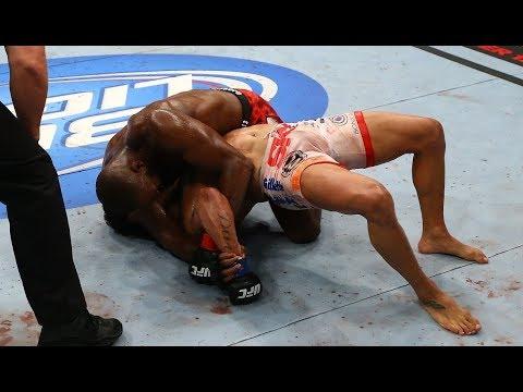 UFC Americana Finish History