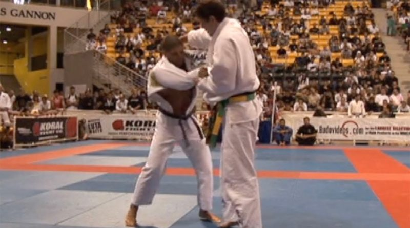 Roger Gracie Andre Galvao