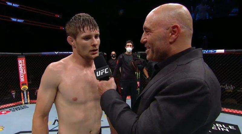 Bryce Mitchell Twister UFC 249