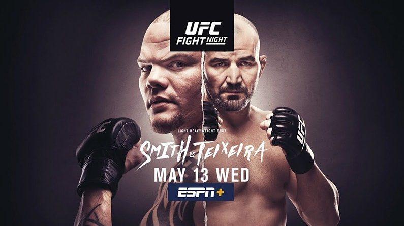 Thiago Moises UFC Fight Night 171