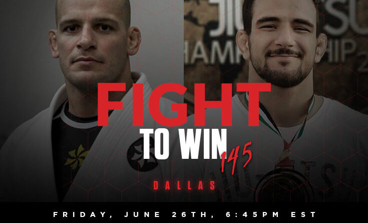 Fight 2 Win 145 Results