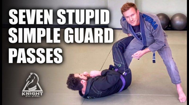 seven simple guard passes