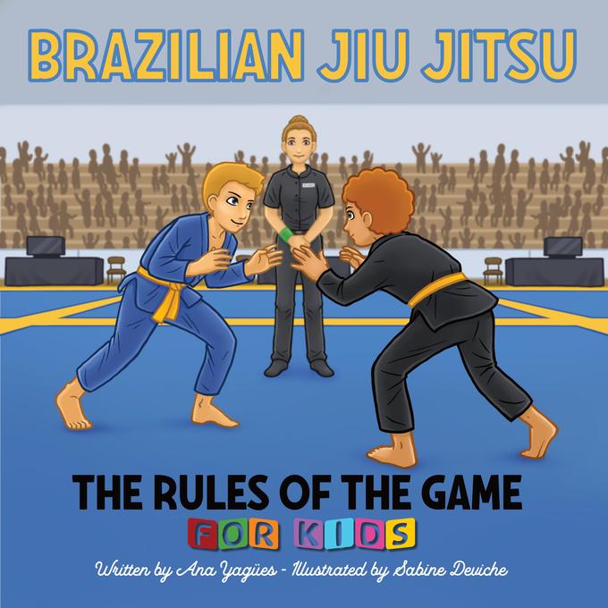 BJJ Children's Book