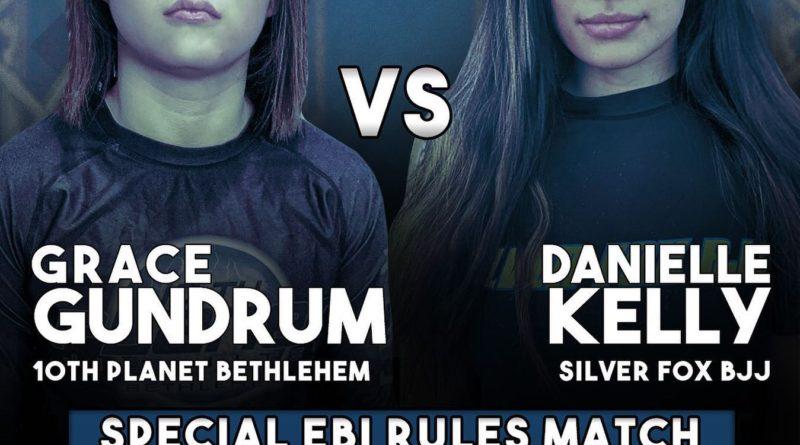 Grace Gundrum v Danielle Kelly Jiu-Jitsu Overtime