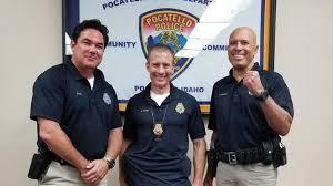 Royce Gracie Reserve Police Officer