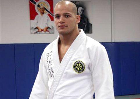 Xande Ribeiro Six Blades Jiu-Jitsu
