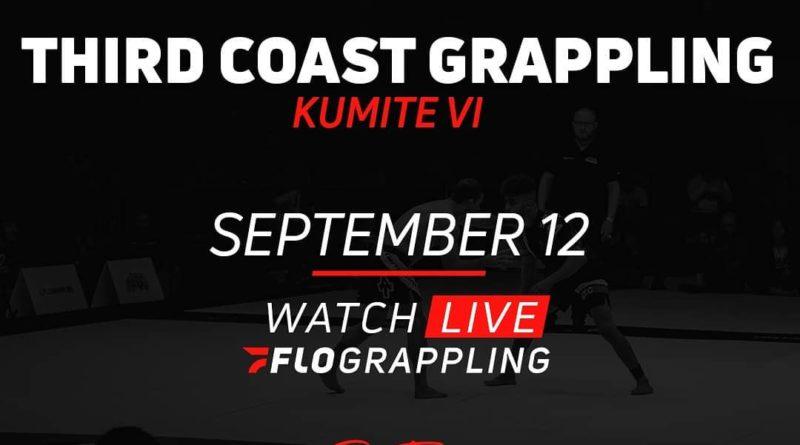 Third Coast Grappling Kumite VI poster