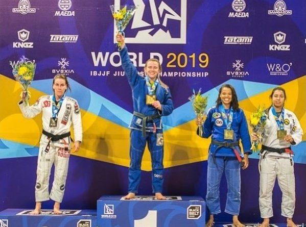 Andressa Cintra, 2019 Worlds Champion