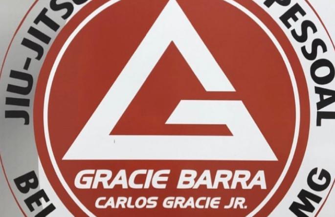 Gracie Barra Belo Horizonte logo