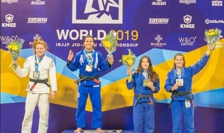 Ana Carolina Vieira, 2019 World Champion