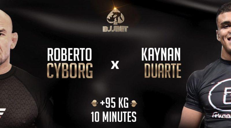 BJJ Bet Brazil Cyborg vs Duarte