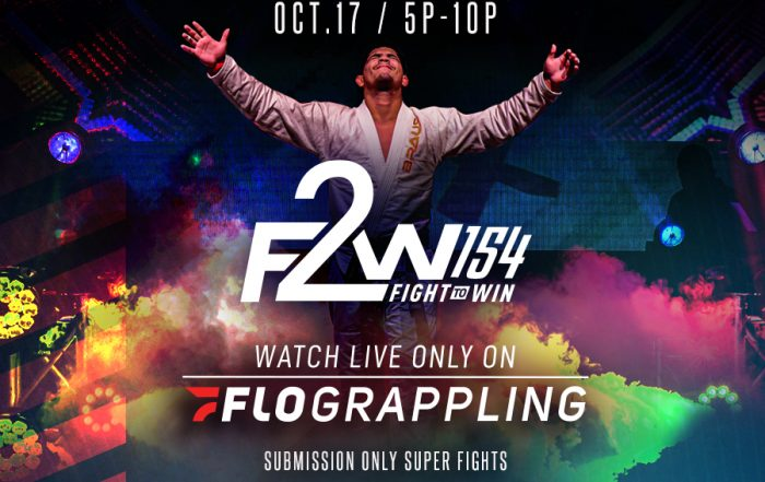 Fight 2 Win promotional poster.