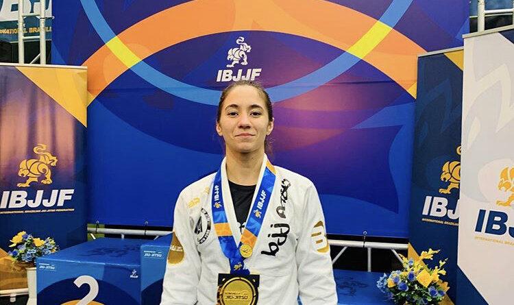 Mayssa Bastos IBJJF Pans Breakdown - women's lighter divisions