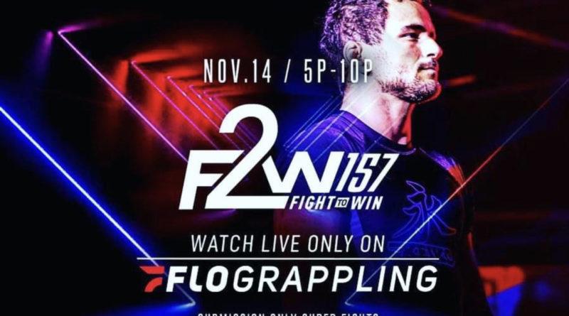 Fight 2 Win 157 promo.