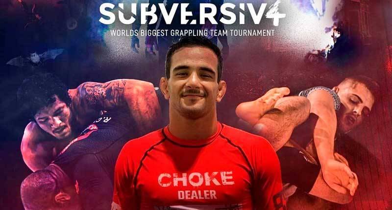 Subversiv 4 poster.