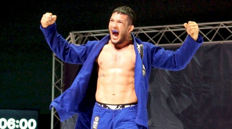 Lucas 'Hulk' Barbosa moving to MMA