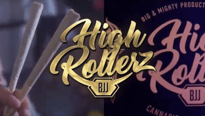 High Rollerz promotional poster.