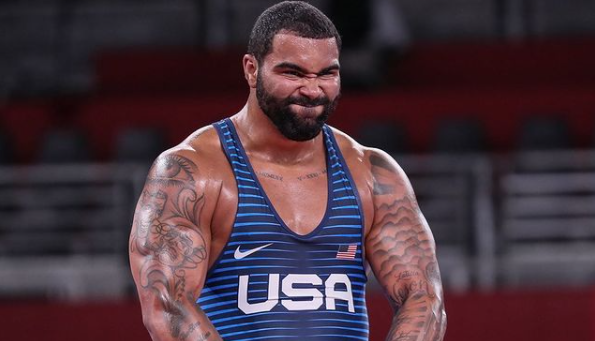 Video: Gable Steveson Wins Olympic Gold